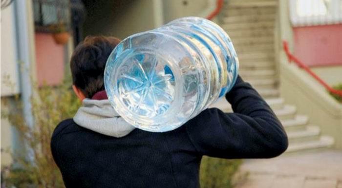 Damacana su mu arıtma suyu mu?