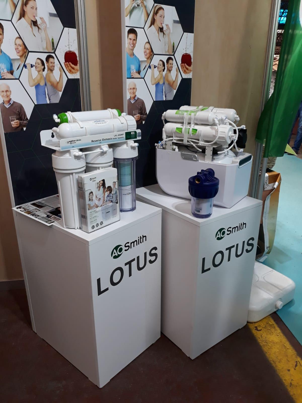 AO Smith Lotus