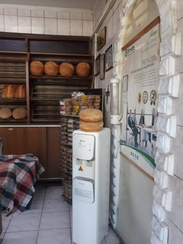 Tazimler Ekmek su arıtma